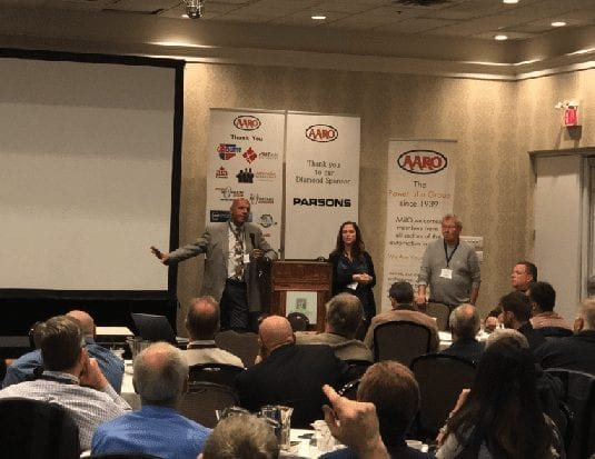 AARO, Symposium, aftermarket, Repair it Right 2020, information access, MTO, inspections