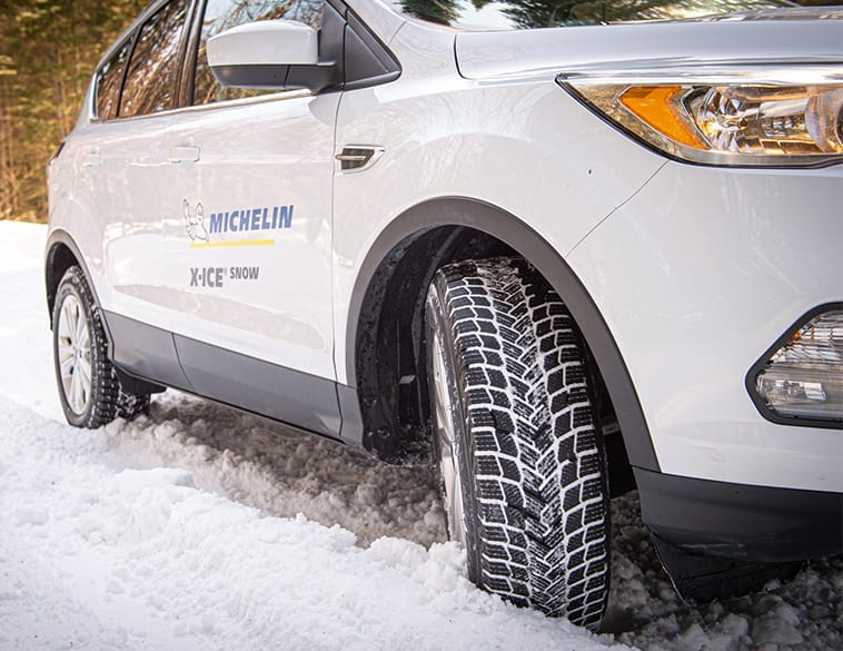 Michelin Releases X-Ice SNOW Tire
