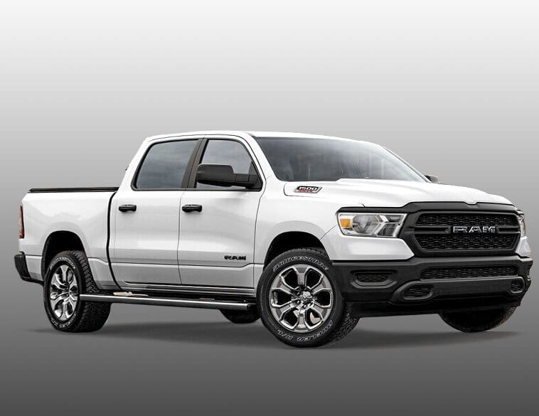 new 2021-Ram-1500-HFE model