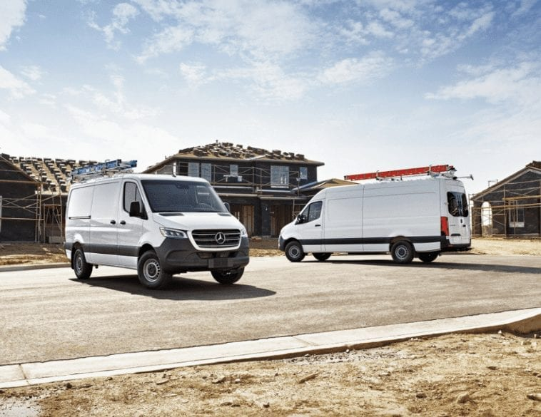 new diesel sprinter model launched in Canada